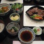 日本料理 華雲 - みかわ牛御膳