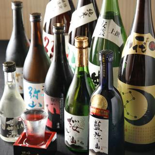 神田淡路町で広島の美味・美酒を味わう。
