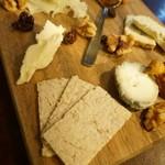 喃喃 - チーズの盛り合わせ