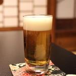 雑司が谷 寛 - まずは、ビールで