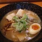 心乃輔 - チャーシュー麺¥680