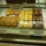 マタニ - この焼き菓子達は昔からあるねぇ