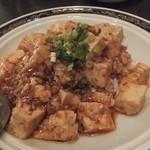中国料理 桃翠 - 麻婆豆腐丼