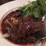 中国料理 桃翠 - 中華風リブステーキ