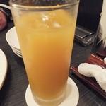 中国料理 桃翠 - マンゴージュース