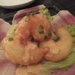 中国料理 桃翠 - 海老マヨネーズ