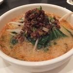 中国料理 桃翠 - ピリ辛担担麺