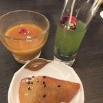 中国料理 桃翠 - マンゴープリンは美味しかったです