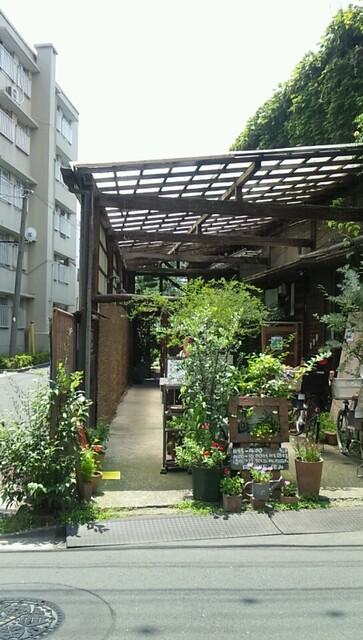 スパイスカフェ - お店外観