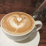 COFFEE AMP. - カフェラテ