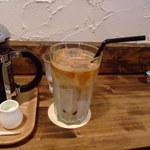 COFFEE AMP. - アイスコーヒー