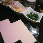 創作酒庵 彩蔵 - チーズ風味の自家製豆腐