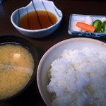 かね田食堂 -