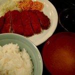 2001782 - ロースカツ定食
