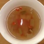 洋二朗 - カレーに付いてくるスープ