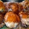 伝説のたこ焼 - 料理写真:かす入たこ焼