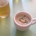 シェ ナーベ - ミックスキノコのスープ