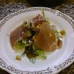 20013953 - 前菜サラダ。