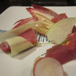 舞桜 - カツオとマスカルポーネチーズ
