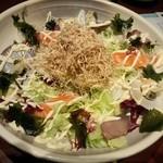 20015602 - 海鮮サラダ