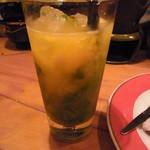 Bar MICHIya - マンゴーのモヒート
