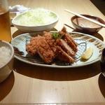 ○かつ亭 - ロースとヒレ