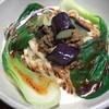 らーめん壱輝 - 料理写真:限定冷やし担々麺、特製ラー油の辛さと胡麻、豆乳のクリーミーなタレが絶妙ですよ!!