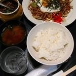 きんや - 日替わり定食700円