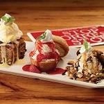 ババ・ガンプ・シュリンプ - ババガンプの特製デザートの盛り合わせ!!!一人じゃ食べきれないかも!!