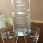 桂林 - 水はペットボトルで…