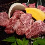 和牛焼肉 布上 - ☆ハラミも肉厚でじゅわぁー(^o^)丿☆