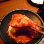 和牛焼肉 布上 - ☆白菜のキムチもパクリ(^u^)甘辛い系☆