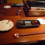 和牛焼肉 布上 - ☆テーブルセットはこんな雰囲気です☆