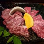 和牛焼肉 布上 - ☆和牛ハラミ&ロース(*^。^*)☆