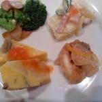 サルベージ - 前菜