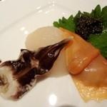 カデンツァーレ - 魚介類盛り合わせ