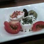 魚貝バル 弐番 - チーズ盛り合わせ♪