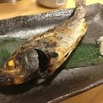 いちりき - イサキの塩焼きww