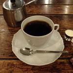 ばん珈琲店 - ブレンドコーヒーAタイプ:500円('13.07)