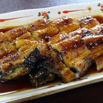 うなみつ - 料理写真:ウナギ蒲焼 タレが美味しい