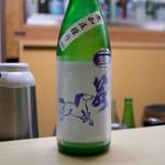 桜あん - 日本酒 勝駒