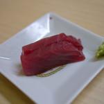桜あん - 赤身のヅケ