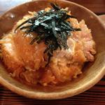 ぶんぷく - カツ丼