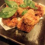 20026970 - 地鶏の唐揚げ 700円