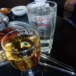 セマウル食堂 - がっかりワイン