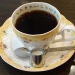 喫茶野田 - ホットコーヒー