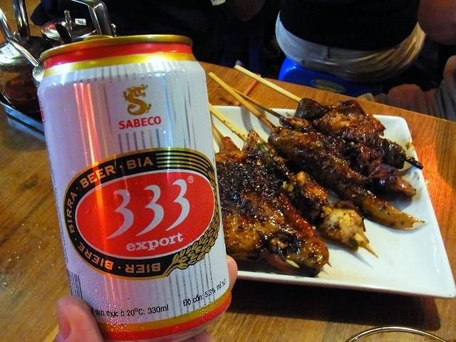 ビンミン 東京支店 - ベトナムビールです