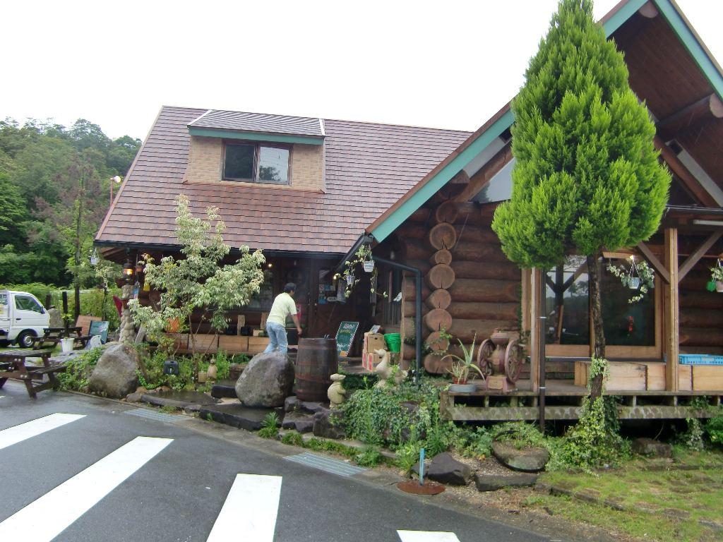小さな森の喫茶店 レストラン ワイルドダック