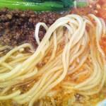 美華 - 麺は特注品だそうです!