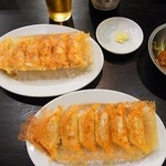 20031349 - 焼餃子¥380&乾酪餃子¥430